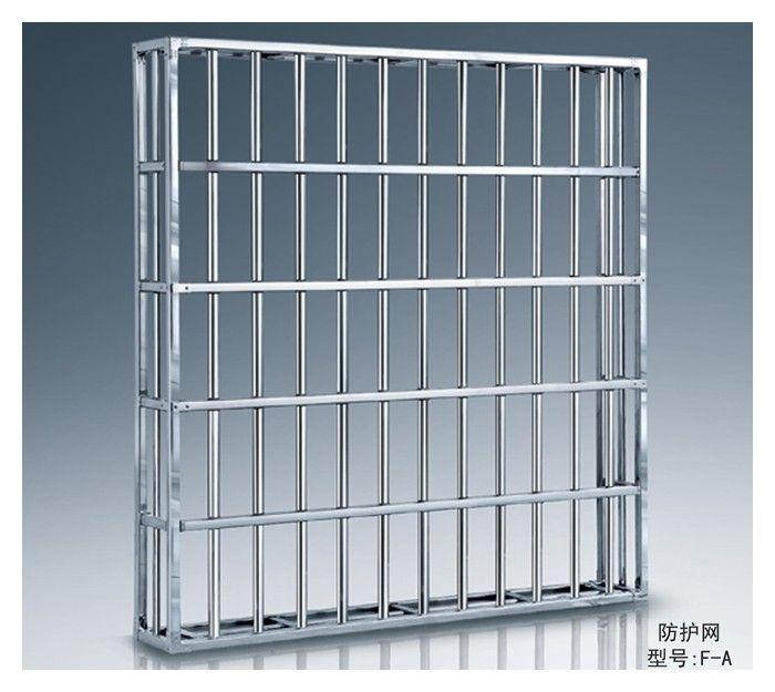 不锈钢防盗窗 窗户防护栏图片