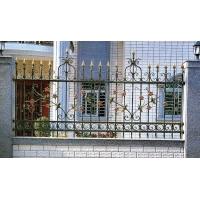 铁艺围墙护栏 小区护栏 工厂围栏