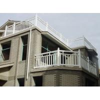 PVC飘窗护栏 塑钢窗户防护栏 阳台护栏