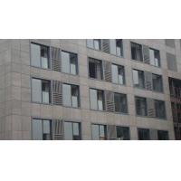 建筑物的内、外隔墙、天花吊顶、幕墙衬板、钢结构楼板