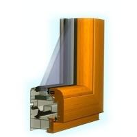 精品铝木复合门窗——富洋铝木门窗