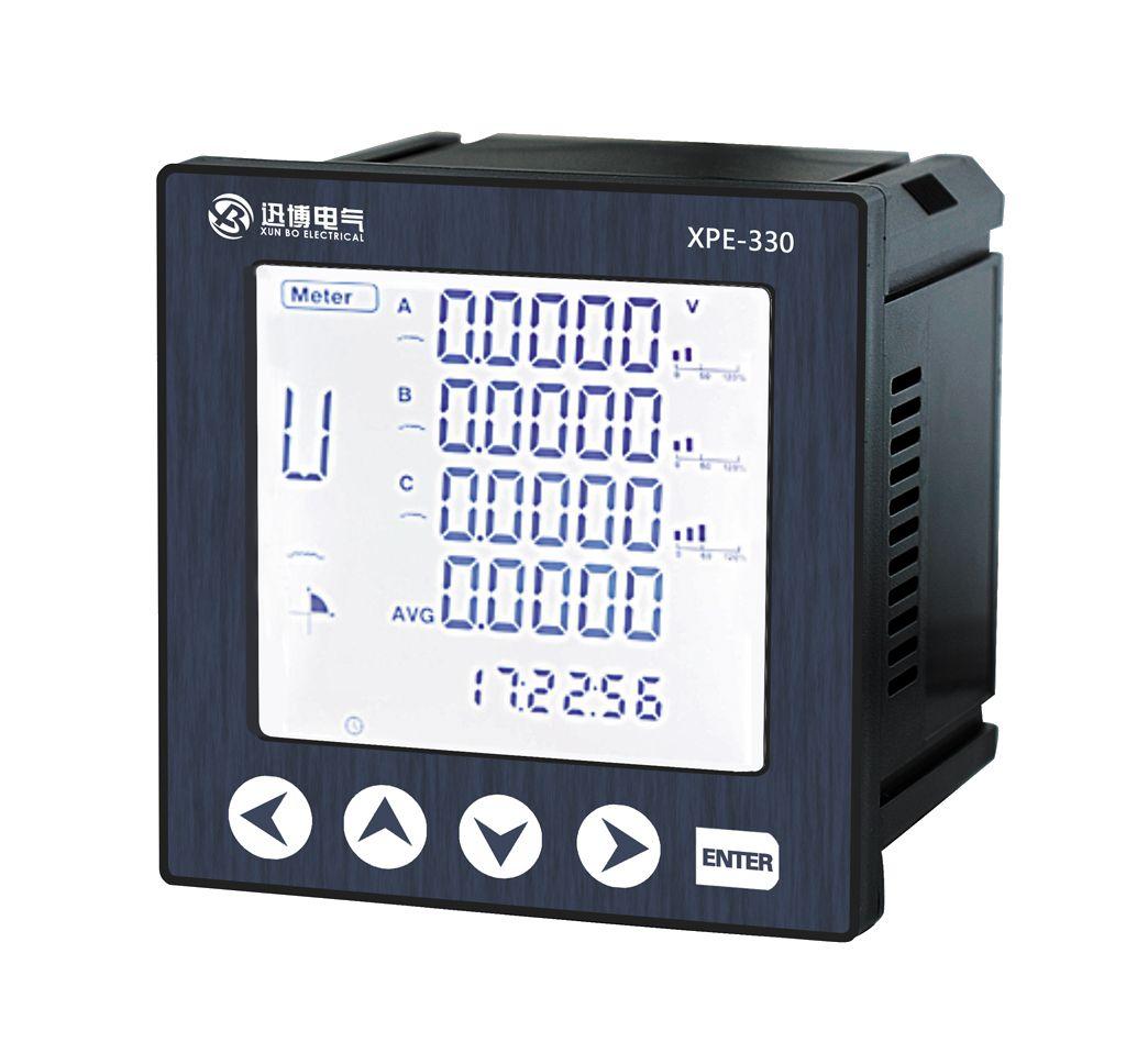 迅博电气XPE-330系列智能仪表
