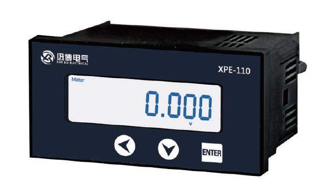 迅博电气XPE-110单相智能电力仪表