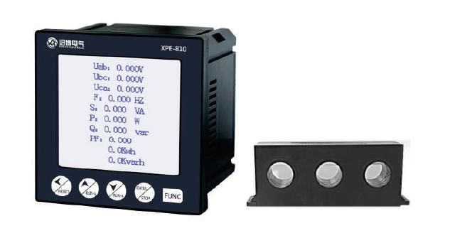 迅博电气XPE-810低压电动机保护控制器