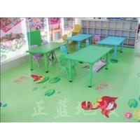 学校环保PVC塑胶地板-耐磨防滑