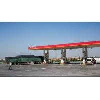 加油站雨棚铝扣板吊顶天花 高边防风冲孔铝扣板