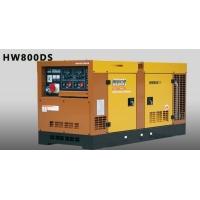 电王HW800DS柴油驱动双把发电电焊机