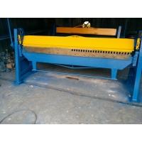 2.5米手动折弯机-2米共板手动折边机