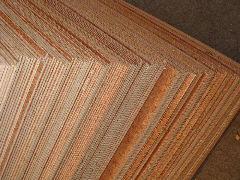 花纹黑胡桃饰面板胶合板 - 家家庄生态木 - 九正建材