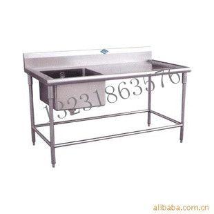 衡水单眼沥水池,优质不锈钢沥水池,衡水厨房设备