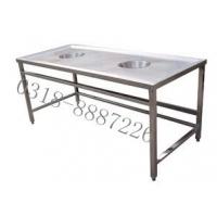 衡水简易收残台,不锈钢收残台,衡水厨房设备