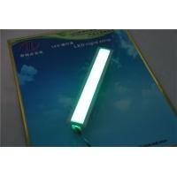 生产嵌入式橱柜LED硬灯条  铝槽带弹簧卡扣灯条