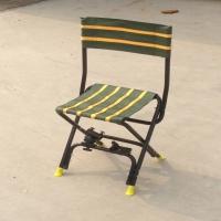 舒适靠背马扎 折叠垂钓椅