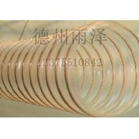 北京塑胶 供应pu钢丝伸缩吸尘软管内径25-500之间