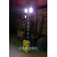 箱式充电升降照明系统TY-138240w