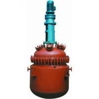 蒸汽加热搪瓷反应釜