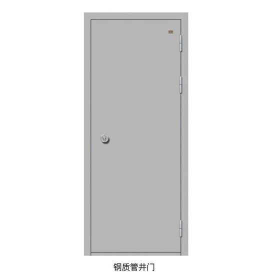 钢质管井门 通道防火门 大前门道品牌