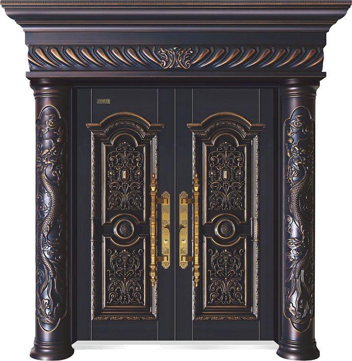 10公分仙露明珠(双开门)甲级-艺术黑铜