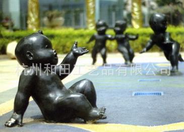 专业定做玻璃钢雕塑 人物小孩雕塑 艺术雕塑 雕塑