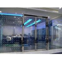 景肖特液晶LED调光玻璃