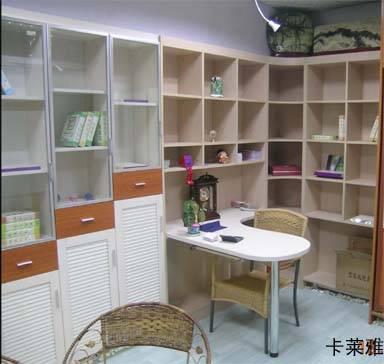 书柜l形图片