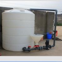 塑料复配罐  耐酸碱型复配罐 化工复配罐