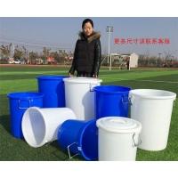 家用洗菜塑料桶 养鱼桶 养虾桶 圆形装米桶