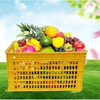 家居塑料箩筐 水果塑料筐 秧苗塑料筐