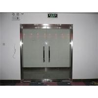 天津无框玻璃门,天津黄钛金全框玻璃门