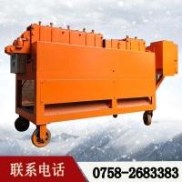 广东肇庆钢管调直机选宏钢机械 一人操作全自动机械