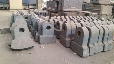 国信制造双金属复合锤头