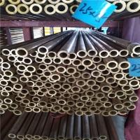 供供应中厚壁H62黄铜管,H59黄铜管挤压散热铜材加切割