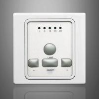 家庭厨房卫生间带灯延时排风扇开关