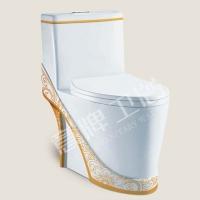 意牌卫浴-汽车漆烤色产品系列851-C金色