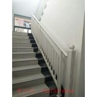 宏洲锦龙+木纹楼梯扶手