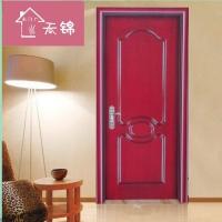 时尚室内门 优质实木复合门 隔音烤漆门 室内木门