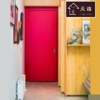 实木复合门 烤漆套装门 室内实木门