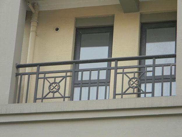 贵州供应阳台锌钢护栏网 楼梯扶手 小区阳台防护栏