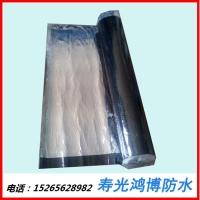 厂家直销彩钢瓦1.5自粘铝膜防水材料