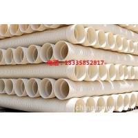 绍兴越财厂家供应新昌PVC双壁波纹管