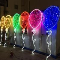 led灯串窗帘灯瀑布灯窗帘灯串圣诞节