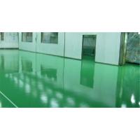 水性透气型环氧地坪漆