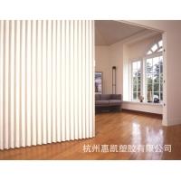 优质pvc折叠门隔断门豪华折叠门