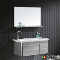 成都蒙娜丽莎金属浴室柜M-5090