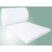 瀚江白色无甲醛玻璃棉毡, 无甲醛环保棉