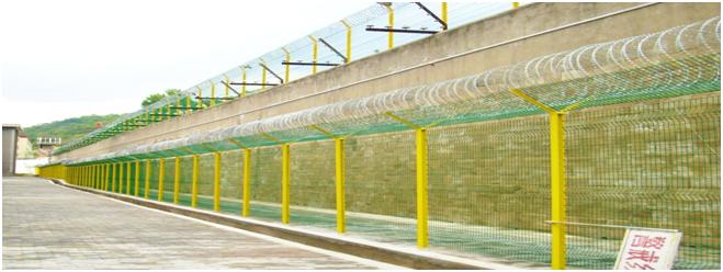 S2004监狱机场军区炼油厂化工厂油气井护栏网