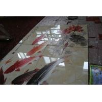 宜春瓷砖彩雕背景墙