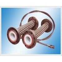 供应内蒙包头鄂尔多斯乌海接头法兰式金属软管膨胀节/金属波纹管