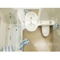 2017 远铃整体浴室 快乐花语1620S1C型(标准款)
