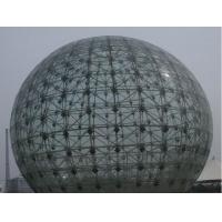 雙曲面球形玻璃